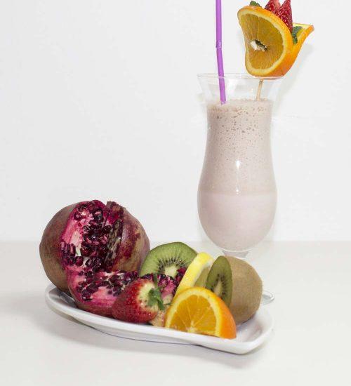 frappè e frutta